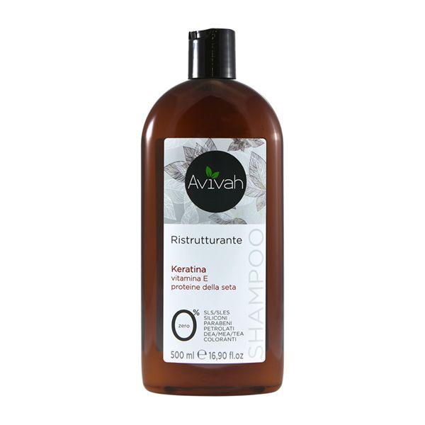 Avivah Cura Dei Capelli - Shampoo Ristrutturante, vendita shampoo altre categorie online, Pinalli Profumerie