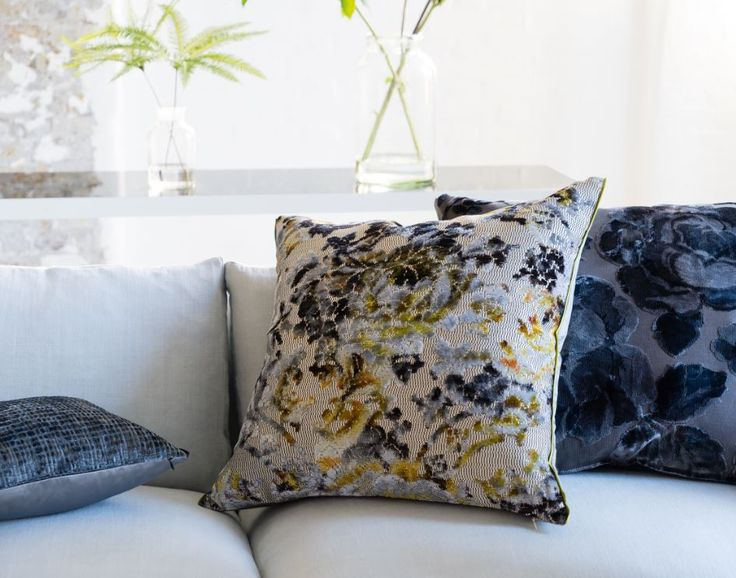 Add Glamour To Your Home Decor With Skaffu0027s New Collection Of Fabrics.  #Skaff #