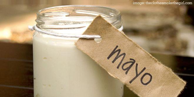 Homemade Mayo Recipe and Tips #whole30