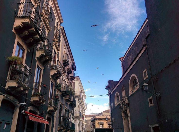 36 ore a… CATANIA – la mia guida a sole, eclettismo e arancini. | Elena Perletti - Il diario della sarta