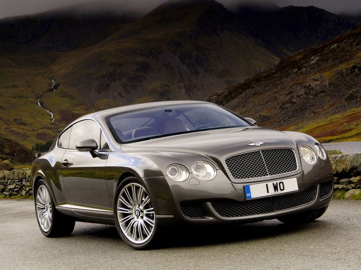 Bently Continental GTFuture Car