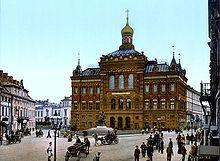 Pałac Staszica w Warszawie – Wikipedia, wolna encyklopedia  http://pl.wikipedia.org/wiki/Cerkiew_%C5%9Bw._Tatiany_Rzymianki_w_Warszawie
