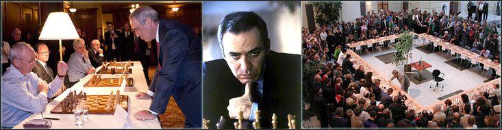 Garry Kasparov erhält kroatische Staatsbürgerschaft