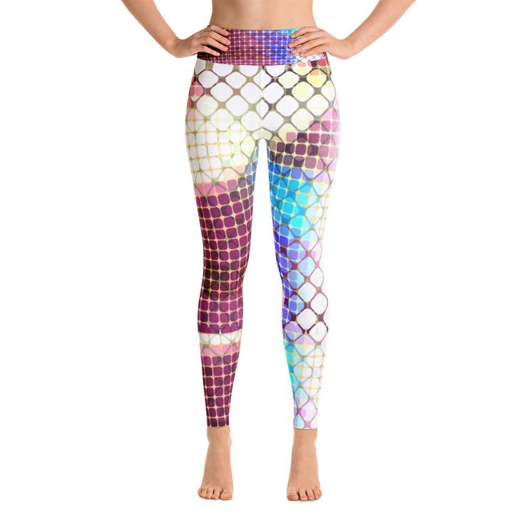 Yoga Discostu Leggings