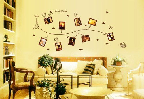 Oltre 25 fantastiche idee su decorazioni murali della for Decorazioni muro camera da letto