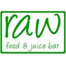 Raw food and juice Bar