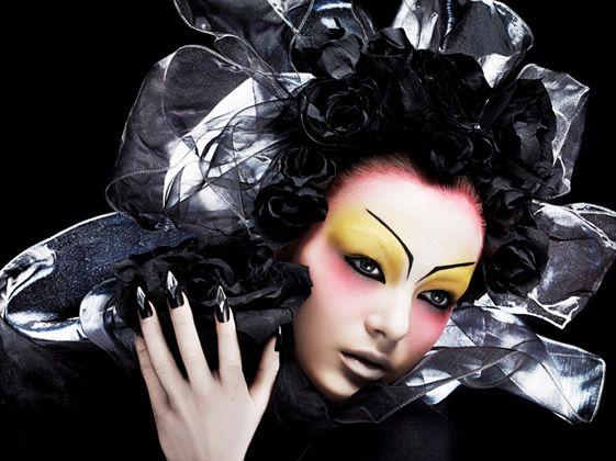 MAKE UP, Ayami Nishimura by Rankin | We Heart; Lifestyle & Design Magazine