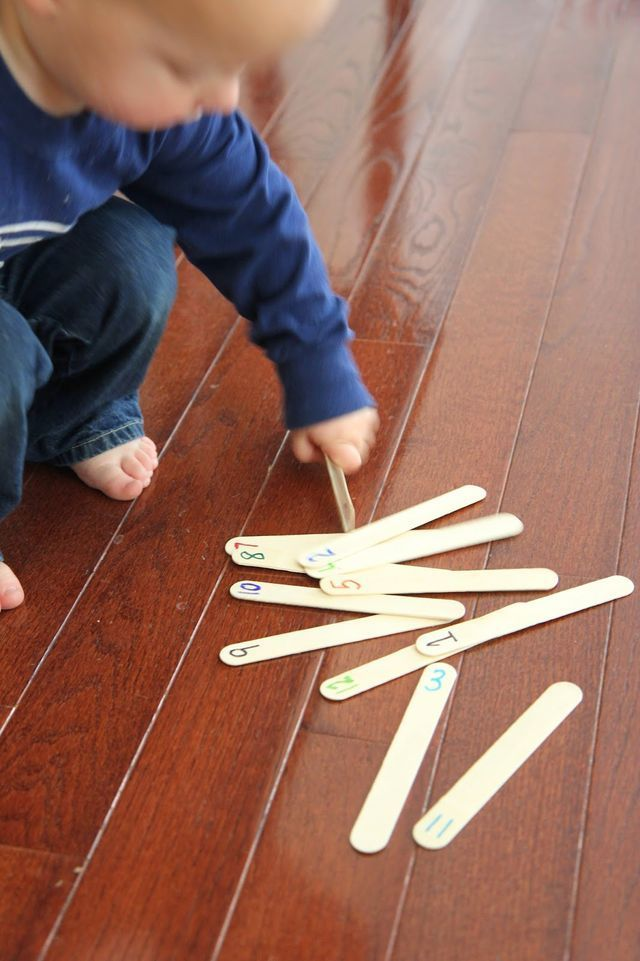 Kleinkinder wollen immer Neues entdecken und lernen. Ich zeige euch heute tolle …