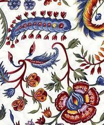 1770's petticoat - Williamsburg India Chintz by Windham Fabrics