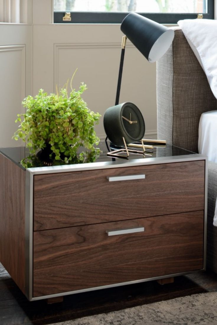 Hixon Bedside Table With Images Design Your Home Dream Decor