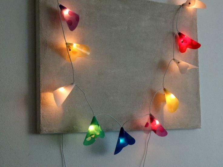1000 ideas about lichterkette selber machen on pinterest lampion lichterkette string lights. Black Bedroom Furniture Sets. Home Design Ideas