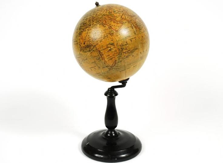 Globo antico Felkl / Antique globe Felkl