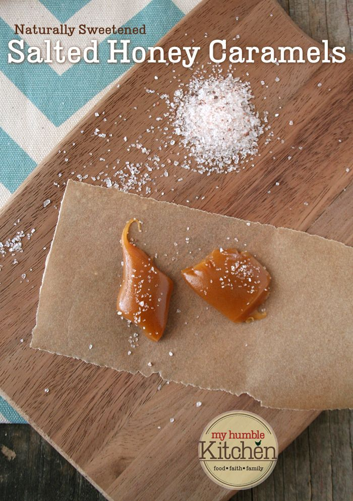 ... Honey Caramel, Recipe, Salts Honey, Salts Caramel, Salts Carmel, Honey