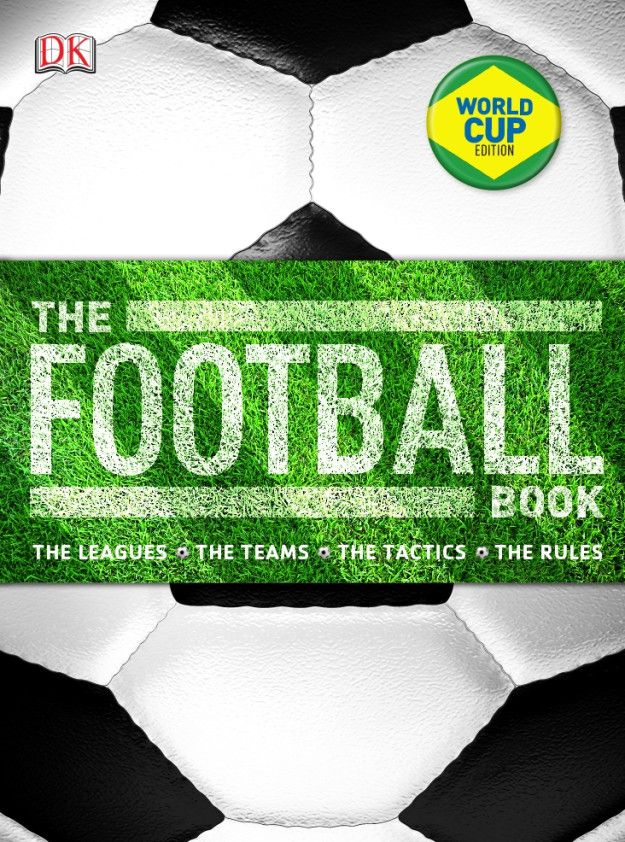 DK has put together an amazing and definitive guide to football here. Everything you could want to know about anything football related is in this book!