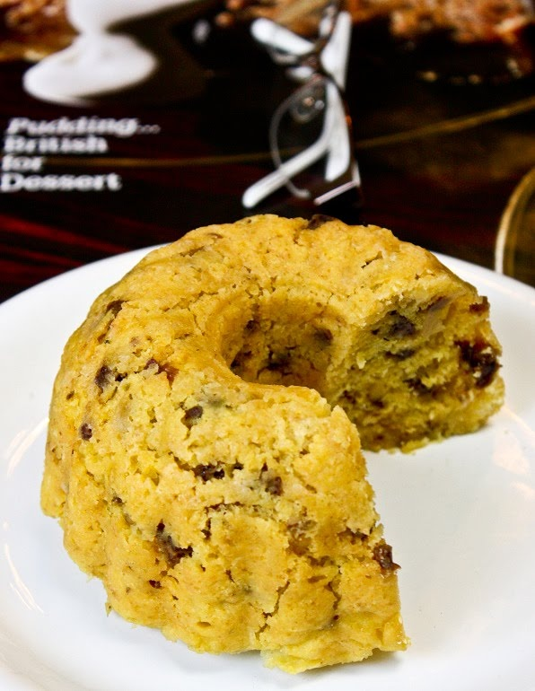 Sprinkle Bakes: Traditional British Pudding: Daring Bakers' Challenge April