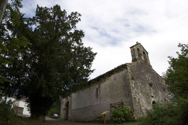 Asturias Iglesia de San Pedro (Mestas de Con)