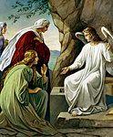 Frauen am Grab   – jesus