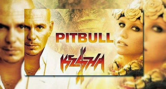 Pitbull featuring Kesha Song Timber