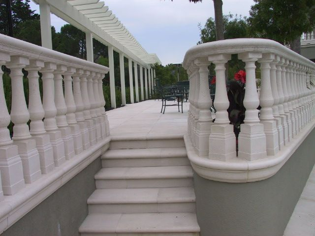 More Than Just A Barrier Our Balusters Are Made Of The Highest