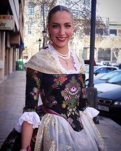 Fallera mayor de Valencia 2017