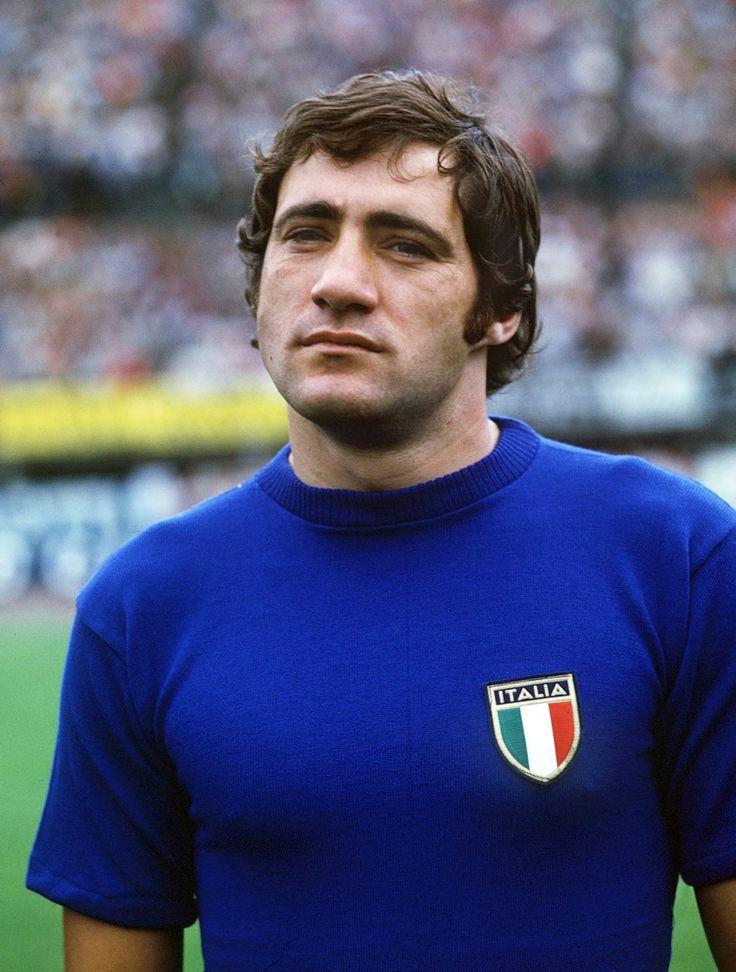 Giorgio Chinaglia in Azzurri..