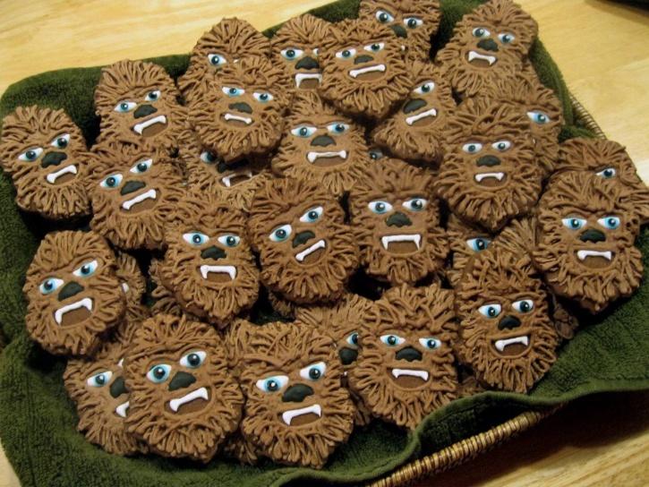 Wookie Cookies by Laurie Davis