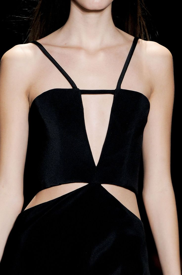 Fashion look from january 2013 featuring see through dress mesh - Cushnie Et Ochs Fall 2013 Details Amaze Find This Pin And More On Sheer Mesh