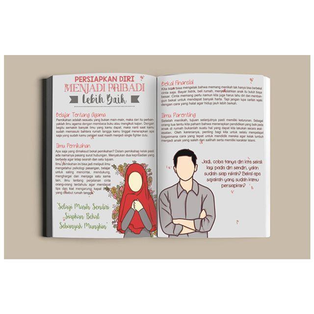"Katanya pengen nikah, kok masih sering main-main, tidak peduli dengan orang lain, gak peka terhadap sekitar dan masih sering senang-senang sama teman sepermainan . . .  Sudah siap menikah, lantas apa sajakah yang harus disiapkan untuk menjadi pasangan yang ""sempurna"" ??  Yuuk download e-book dari LAKSMI dengan klik link di bio ^^  Semoga bermanfaat dear . . .    #laksmi #laksmikebayamuslimah #kebayalaksmi #laskmiislamicweddingservice #laksmigown #kebayamuslimah"