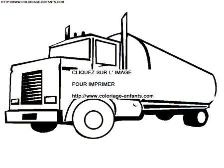 1000 id es propos de coloriage camion sur pinterest location de camion location camion et. Black Bedroom Furniture Sets. Home Design Ideas