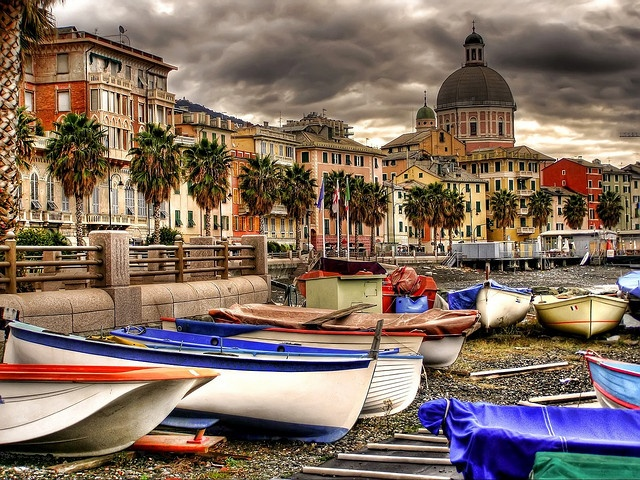 Genova-Pegli , Italy