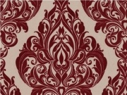 Kinky Vintage - Red,Pink    Wallpaper 52cm x 10m per roll    Paste the wall.  Please make sure you follow manufactures instructions when hanging wallpaper