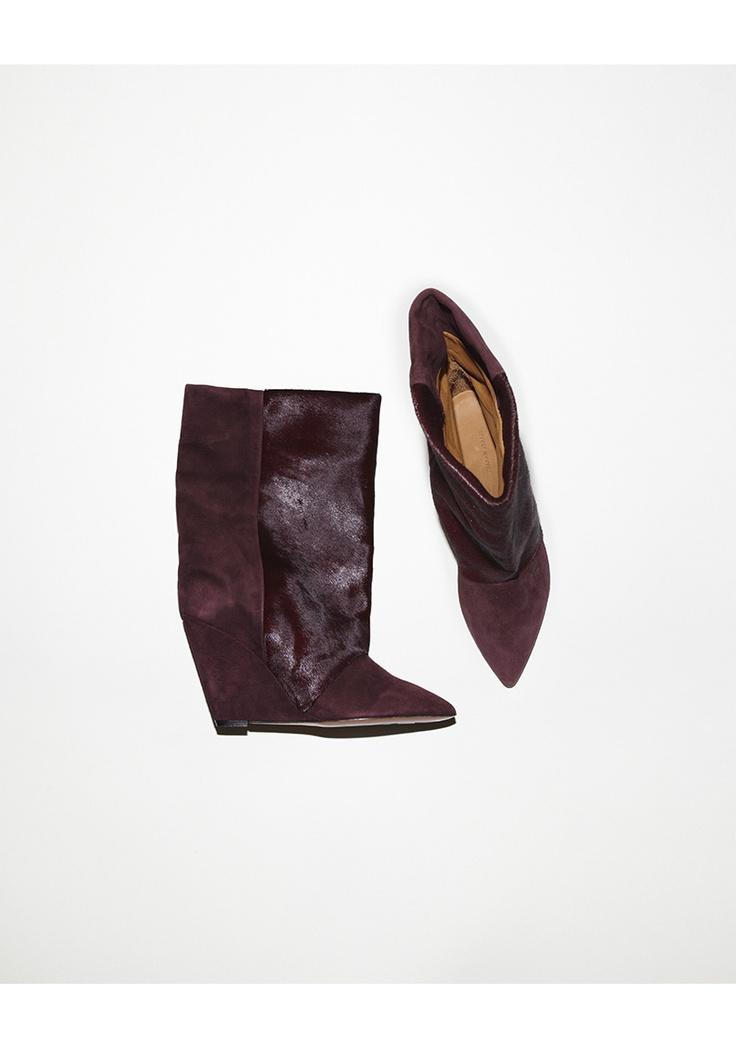 Isabel Marant / Lazio Wedge Boot