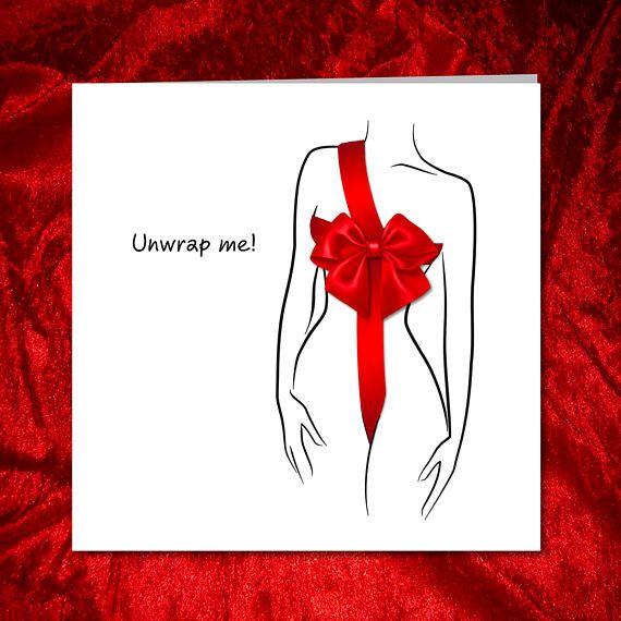f33a9ce11d0d Unwrap Me for boyfriend husband Birthday Valentine Anniversary #unwrapme  #valentinesday #anniversarycard #birthdaycard #sexy #loveyou