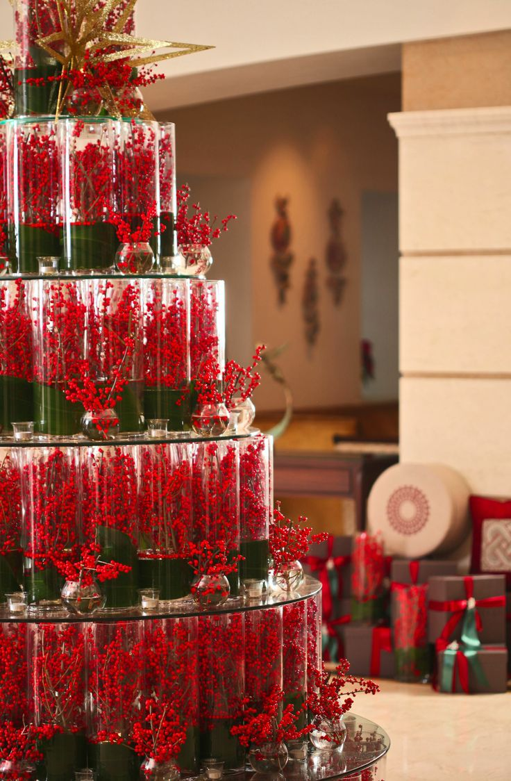 Christmas Decor Ideas For Apartment Living Room: New Year Tree Of #FSBosphorus #FSHoliday