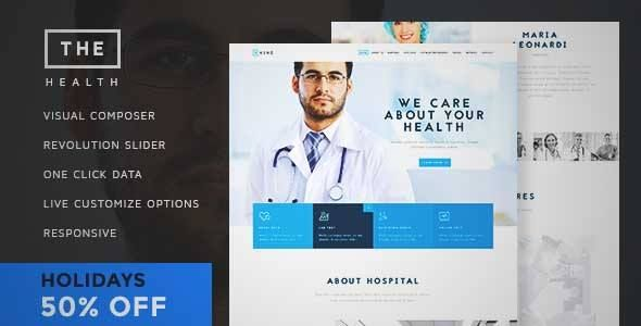 NRG Hospital - One & Multi ... Wordpress Theme | DOWNLOAD & REVIEW {Download & review at|Review and download at} {|-> }http://best-wordpress-theme.net/nrg-hospital-one-amp-multi-page-health-download-review/