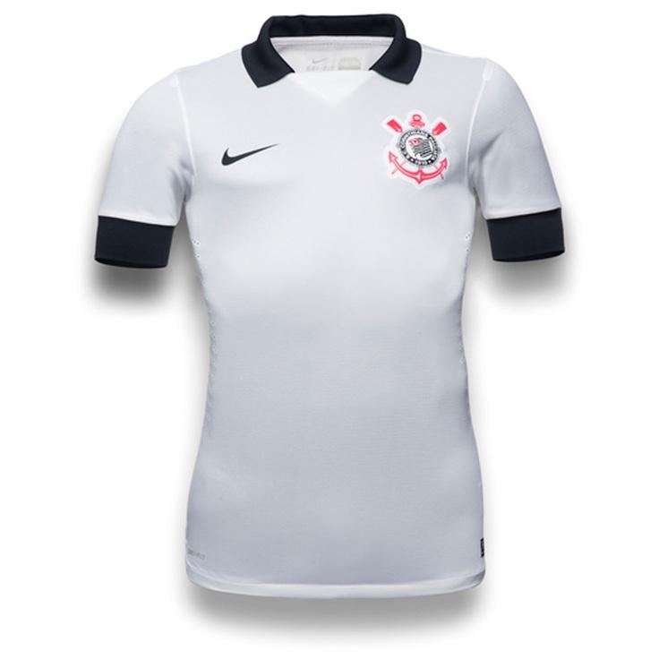 Camisa Nike Corinthians I 2013 s/nº
