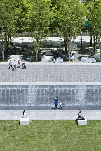 7093 best landscape architecture images on pinterest for Buro design luxembourg