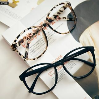 Oversized Glasses from #YesStyle <3 BAIMOMO YesStyle.com