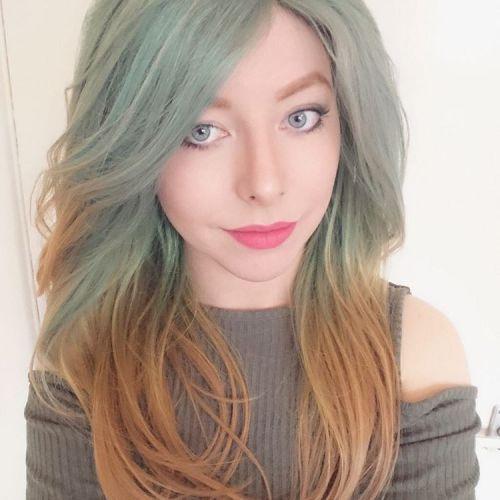 Haare blond farben traumdeutung