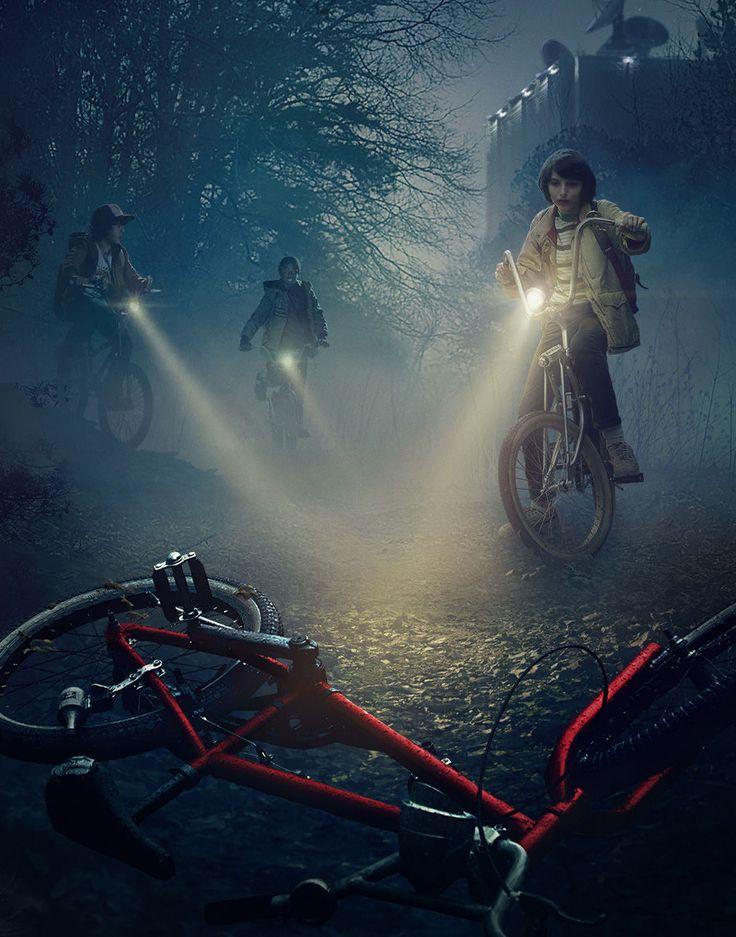 Strange Things Netflix 2016 Stranger things, Stranger