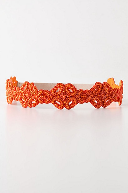 Bowline Belt  #anthropologie: Bowline Belt, Belt Anthropologie, Belt Design, Beaded Bowline, Beaded Belts, Anthropologie Com, Belt Kristy