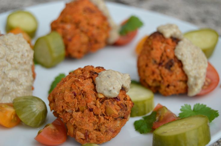 This Sweet Potato Falafel is a delicioustwist on a classic.The sweet potato, lemon zest and raisins givethis falafel a unique taste and texture.You can eat in a wrap with salad or with tomatoes, pickles, ripped coriander and lashings of the sesame lemon dressing. I grind sesame seeds to make the dressing as it is much …