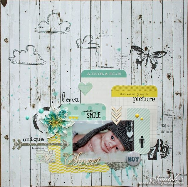 PROJECT LIFE LAYOUT TUTORIAL - DT LINDA