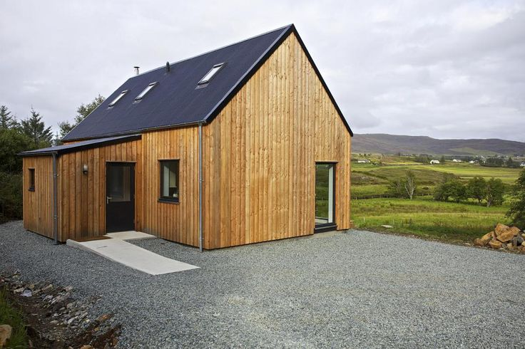 R House from the isle of skye comes the r.houserural design architects