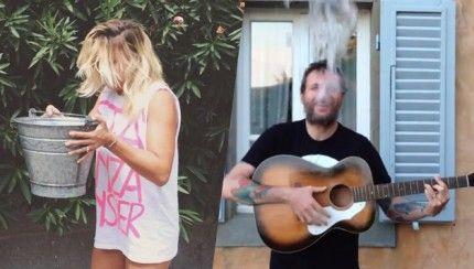 Ice Bucket Challenge: Marco Mengoni, Emma, Fedez e tutte le star italiane che hanno accettato la sfida!
