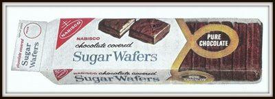 Nabisco Chocolate Covered Sugar Wafers Nabisco Magazine