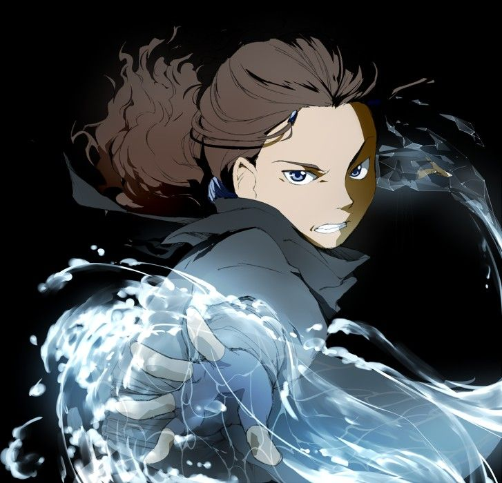 Avatar Aang With Hair: 205 Best Anime Brown Hair Images On Pinterest