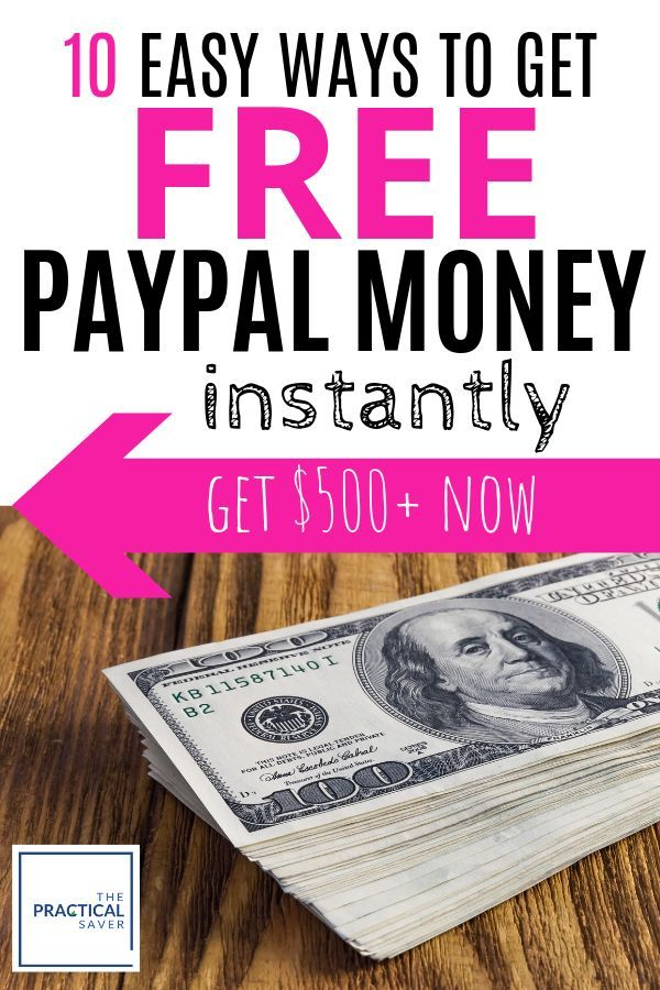 13 Doable Ways To Earn Free Paypal Money Online Make Money Today Instant Money Paypal Cash