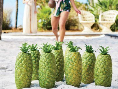 How to Throw a Tropical Beach Bash | CoastalLiving