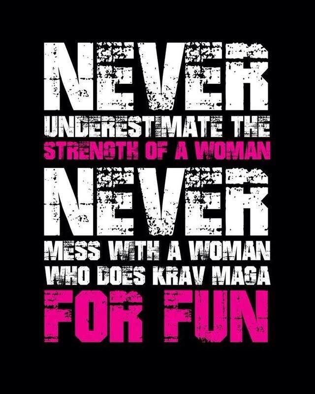 Women who do Krav Maga for fun have more fun. :) http://drippingspringskravmaga.com/intro-special/?utm_content=bufferd58ec&utm_medium=social&utm_source=pinterest.com&utm_campaign=buffer #kravmaga #womensselfdefense #drippingsprings